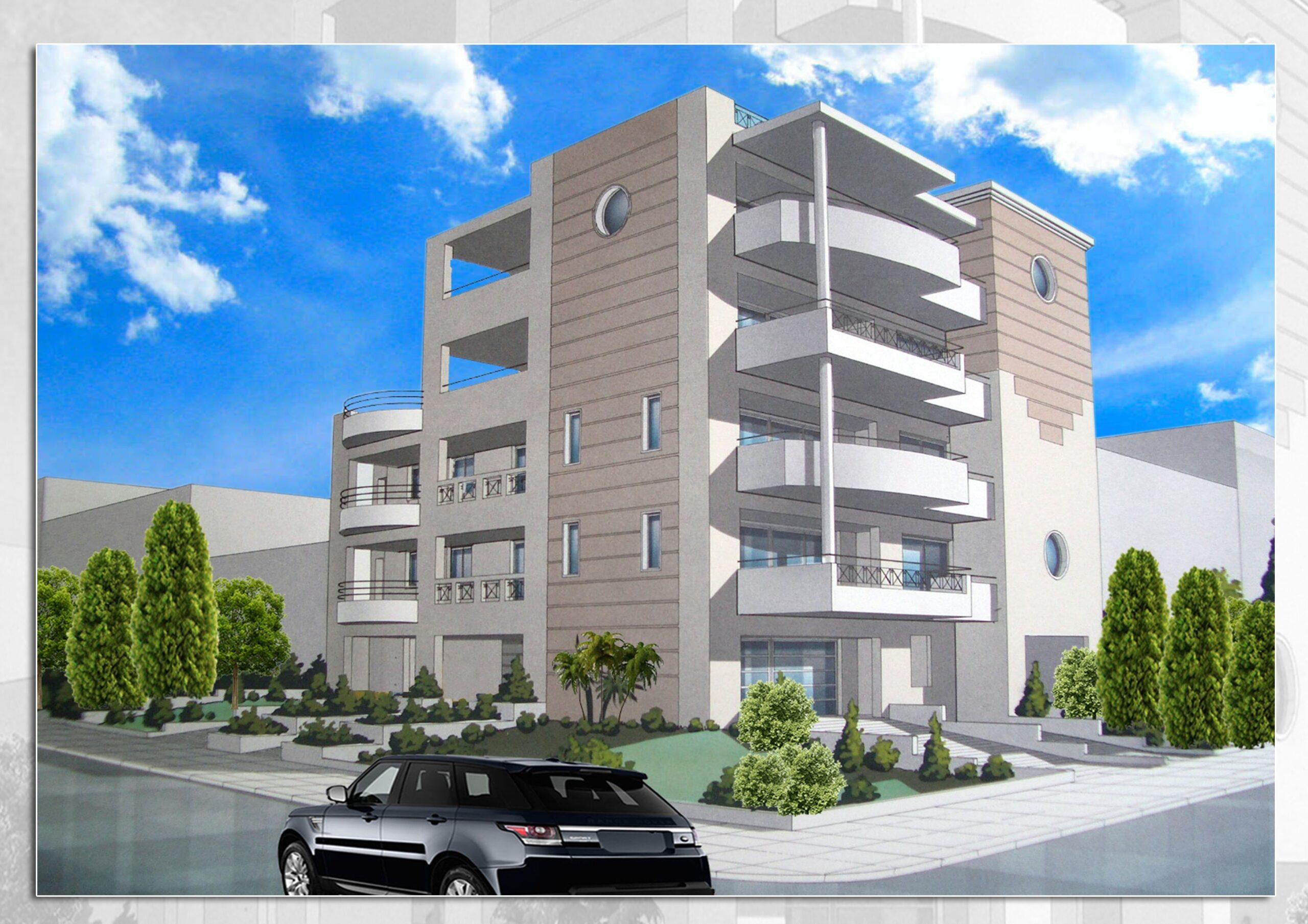 Κτίριο κατοικιών, Γλυφάδα