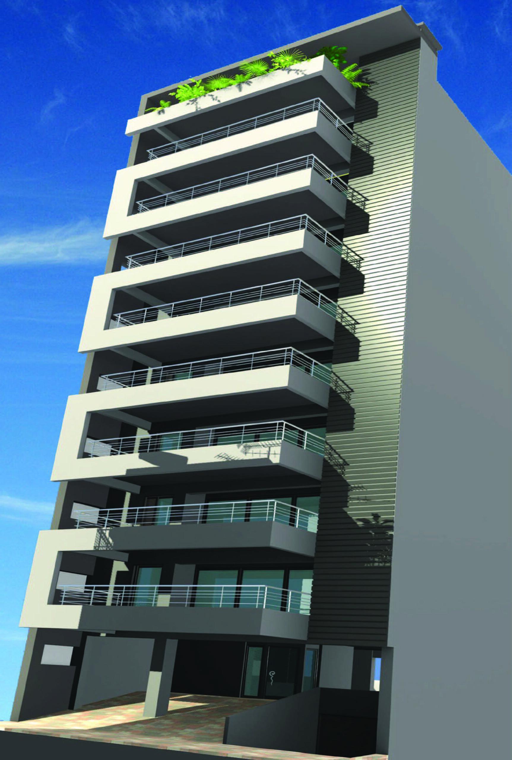 Residential development, Piraeus